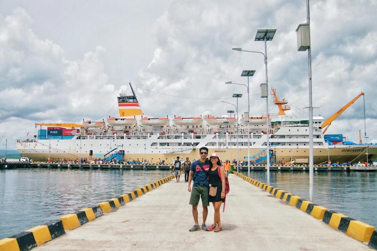Pertama Kali Naik Kapal Pelni Dobonsolo dari Surabaya ke Sorong